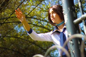 Elizabeth 3 - Bioshock Infinite - August 2013 by TakeMeAboveYourLight
