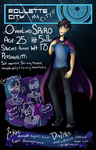RC:OCT Spiro [2ndChar] by MischiefJoKeR