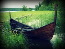 Viking Boat by rahhmazingx3