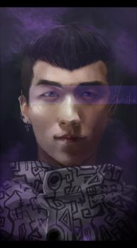 Monster Seungri by Oriental-Lady