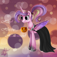 Happy Halloween! by Ogniva