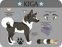 Kiga Ref by MBPanther