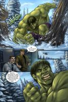 Green Noise page3 by VinRoc