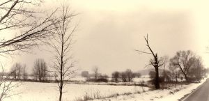 In the Bleak Midwinter by MJP67