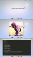 My desktop june by legnis