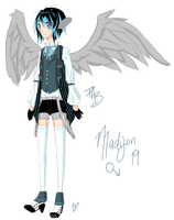 VC: Madison Taylor by PirateAngel3