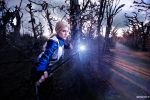 Stay strong! - Fleur Delacour cosplay photography by CorneliaGillmann