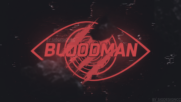 BloodMan by SiGDesignCC