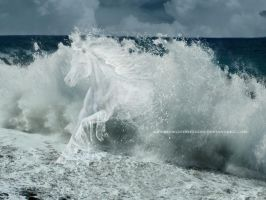 The waves come crashing down by Kennelwood