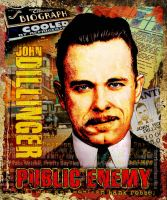 Wanted Public Enemies by kingsley-wallis