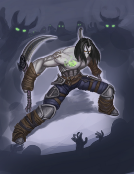 Darksiders II - Death by lvlapple