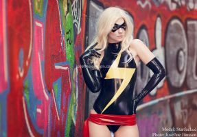 _Ms Marvel. by josefinejonssonphoto