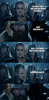 Bad Joke Legolas by yourparodies