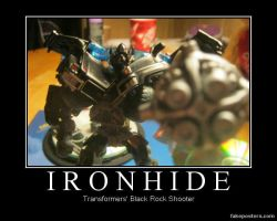 Ironhide's our BRS by YumaLightning