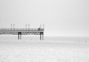Skegness molo. by Namarin