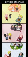Team 7 - Sweet Dreams by Sahil69