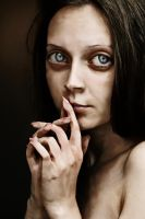 .: Doll Series - Shh :. by angelitonegro