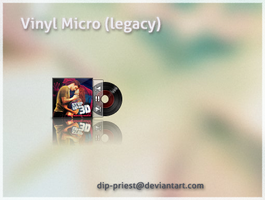 Vinyl micro legacy by dip-priest