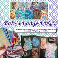 Kalo's Bage Buy one, get one FREE by Mermaid-Kalo