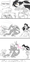 Knowing Ahri by Alirusa