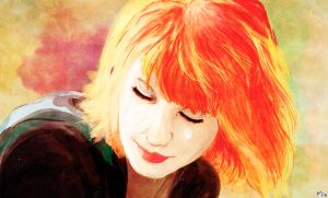 hayley williams by amynotpond