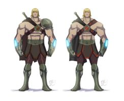 He-man Concepts by EricGuzman