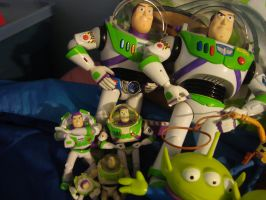 Buzz Lightyear collection by spidyphan2