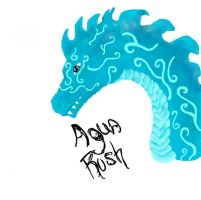 Agua Rush colored by AguaRush11