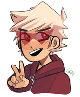 gte this homestuck out of myface by dirkhal