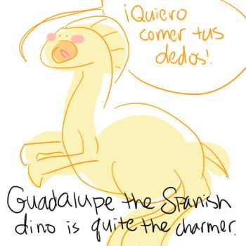 The Sexy Guadalupe by Radioactive-Bananas