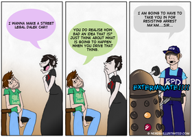 Exterminate by miggea