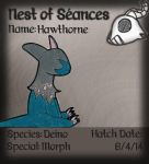 Nest of Seances-Hawthorne App by chibimaker