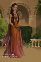Arianne of House Martell by DaenatheDefiant