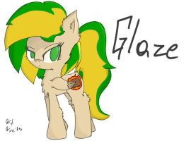Glaze (Wooden Toaster) ~ by Mental-D-Andrew