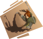 Secret Santa: Enna by Jabnormalities