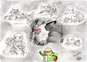 TMNT - Memories by RukaHimenoshi