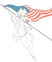 Fourth of July-WIP by TheTeaMaker