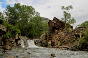 The Old Mill by HighCountryImages