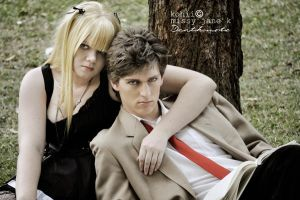 Deathnote - Nothing At All by JosslynH