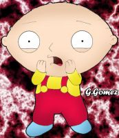 Stewie Griffin From Family Guy by g-gomez