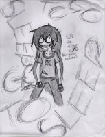 Jeff the Killer, Sleepy Time by Haven-Sollux