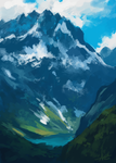 Mountains by MusicalCombusken