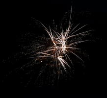 July 4th 2013 Fireworks 7 by WayvDesigns