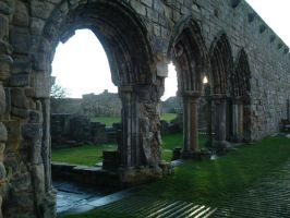 St Andrews Cathedral by FireFlyExposed