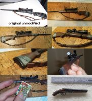 Modified Fallout 3 Hunting Rifle by CamBoy
