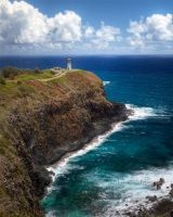 Kilauea Lighthouse by Alexbalix