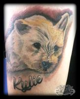 Westie by state-of-art-tattoo