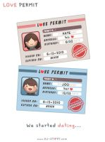 18. Love Permit by hjstory