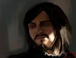 Cesare speed painting by Namecchan
