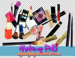 Make up PNG by MyShinyBoy